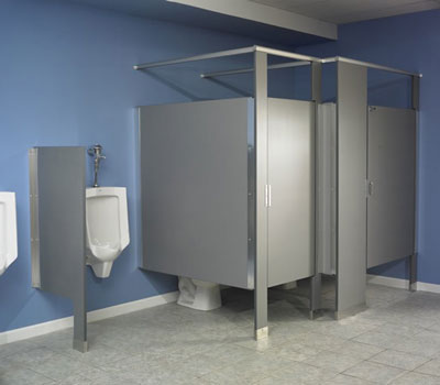 Schedule Specialists Toilet Partition Products - Industrial bathroom partitions